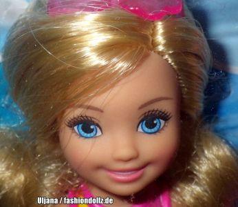 2017 Barbie: Dolphin Magic - Chelsea & Puppy FCJ28