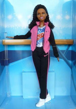 2017 Gabby Douglas Barbie (Sheroes) 1