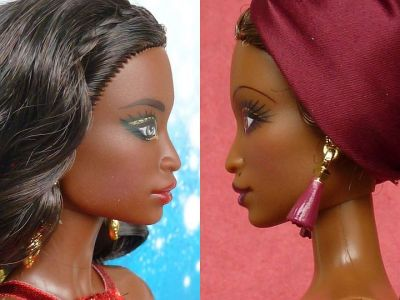 2017 Holiday Barbie AA DYX40 / LaVinia