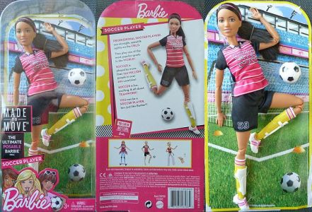 2017 Made to Move - Soccer Player AA FCX82
