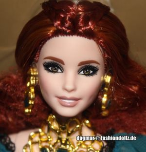2017 The Global Glamour - Sorcha Barbie DYX75