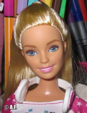 2017 Barbie: Video Game Hero -    Barbie #DTV96