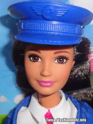 2018 Barbie Careers - Pilot FJB10