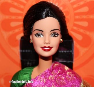 2018 Barbie visits Madurai Palace #P8228