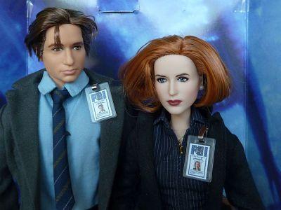 2018 David Duchovny as Fox Mulder, X-Files