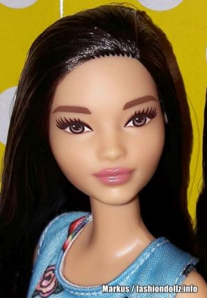 2018 Fashion Barbie, blue FJF16