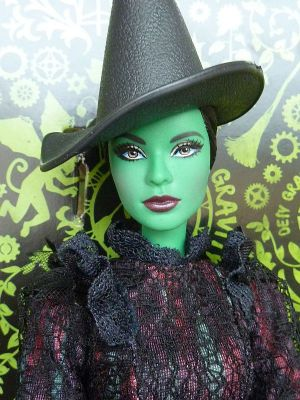 2018 Wizard of Oz, Wicked Witch of the West, Elphaba