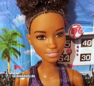 2018 Barbie Careers - Tennis Player Barbie FJB11