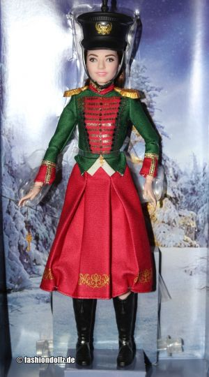 2018 The Nutcracker and the four Realms - Clara (Mackenzie Foy) Toy Soldier  #  FVW36