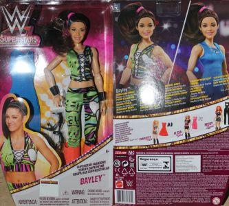 2018 WWE Superstars Bailey #GCJ46