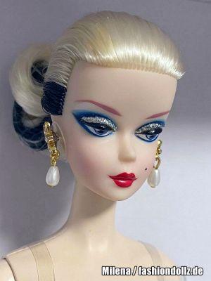2019 Black and White Forever Barbie FXF25