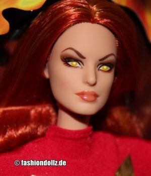 2019 Dark Phoenix Barbie #GLJ54 - Marvel 80 Years