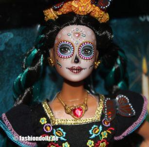 2019 Dia De Muertos Barbie FXD52