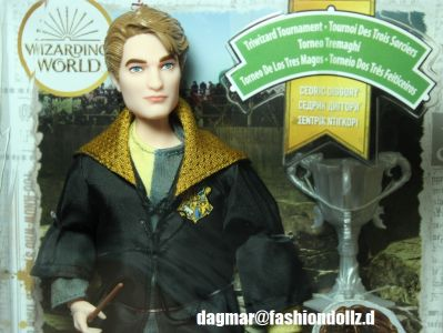 2019 Harry Potter Triwizard Tournament, Cedric Diggory #GKT96 (2)