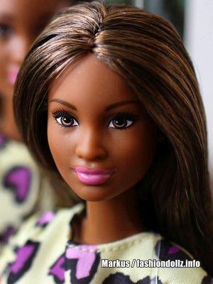 2020 Fashion Barbie AA, heart dress GHW47