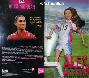 2020 Alex Morgan - Barbie Sheroes #GHT49 (1)