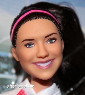 2020 Alex Morgan Barbie #GHT49