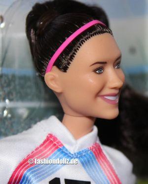 2020 Alex Morgan - Barbie Sheroes #GHT49 (7)