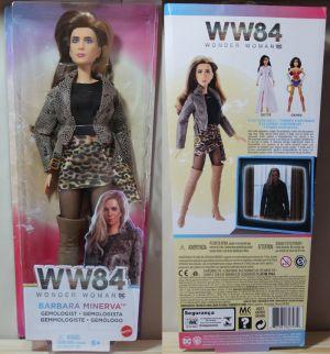 2020 Kristen Wiig as Barbara Minerva Doll   #GKH95