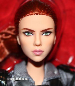 2020 Black Widow Barbie - Scarlett Johansson #GLY31