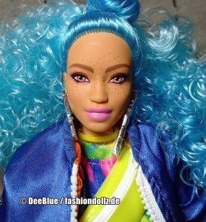 2020 Barbie Extra No. 4 #GRN30
