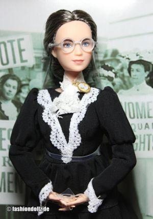 2020 Barbie Inspiring Women - Susan B. Anthony # GHT84