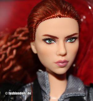 2020 Black Widow Barbie GLY31