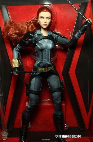 2020 Black Widow Barbie #         GLY31