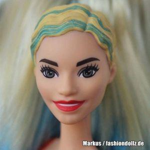 2020 Color Reveal Wave 2 Barbie - Eats 'n Treats - Pizza