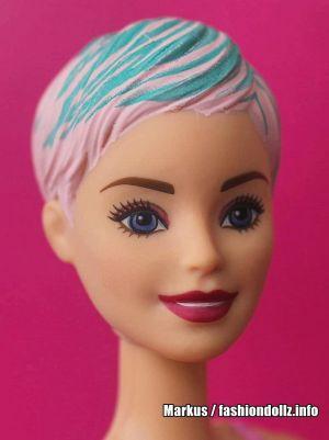 2019 Color Reveal Wave 1 Barbie #1 Unicorn GMT49