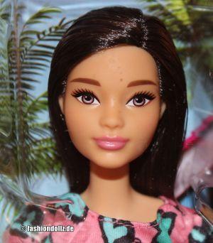 2020 Fashion Barbie, heart dress GHW46