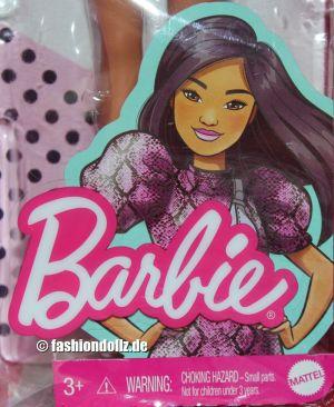 2020 Fashionistas Barbie #143  GXY99