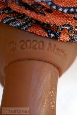 2020 Headmark Maya Angelou Barbie