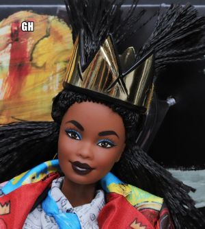2020 Jean Michel Basquiat Barbie  GHT53
