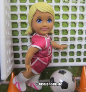 2020 Barbie Careers - Soccer Coach & Student #GLM47