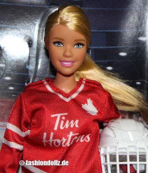 2020 Tim Hortons Exclusive Barbie, caucasian  #GHT51