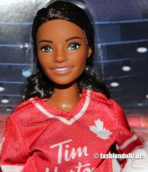 2020 Tim Hortons Exclusive Barbie, AA #HBF71
