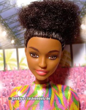 2021 Rhythmic Gymnast Barbie AA GTW37