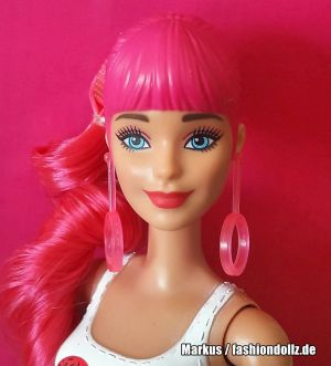 2021 Barbie Color Reveal Wave 6 - Mono Mix, Doll #4, GTR94