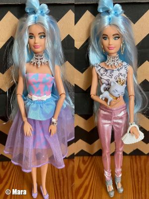 2021 Barbie Extra Deluxe   #GYJ69