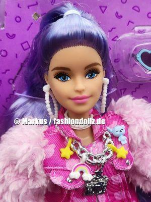 2021 Barbie Extra No. 6  #GXF08