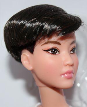 2021 Barbie Looks GXB29, Model # 3