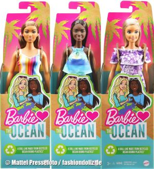 2021 Barbie loves the Ocean