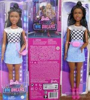2021 Big City Big Dreams - Brooklyn Barbie #GTX04