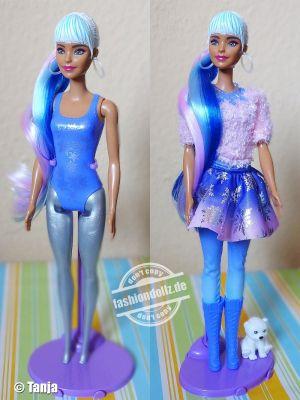 2021 Color Reveal Barbie Advent Calendar         HBT74