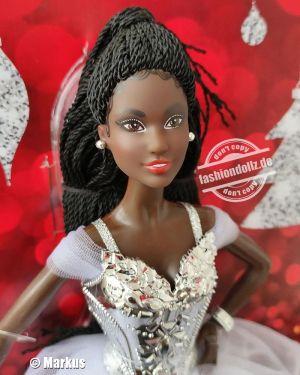 2021 Holiday Barbie AA GXL22