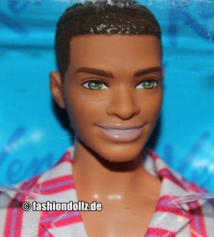 2020 Barbie 60 years of Ken - Throwback Beach Look #GRB42