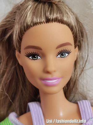 2021 Made to Move Barbie GXF05