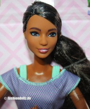 2021 Made to Move Barbie #GXF06