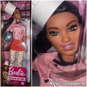 2021 Pasta Chef Barbie  GTW38
